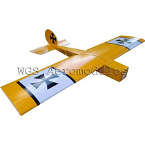 Entelagem Cortada Em Plotter - Ugly Stick - Wgs Aeromodelos