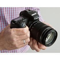 Câmera Canon 70d Wifi +18-135 Stm +brinde Bolsa E Mini Tripé