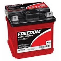 Bateria Estacionaria Freedom Df300 30ah No-break Alarme Som