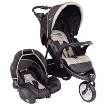 Carrinho De Bebê Tricíclo Bebê Conforto Travel System Kiddo