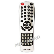 Controle Remoto P/ Home Theater Semp Toshiba Xb1536 Original