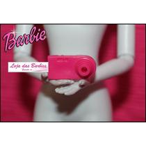 Camera Fotográfica Para Boneca Barbie * Máquina * Blythe