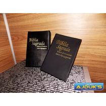 Bíblia Sagrada Letra Hiper Gigante Edição Promessas