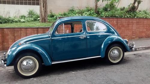 VW FUSCA 64 MOTOR 1300CC COM IGNIÇÃO ELETRÔNICA E ALTERNADOR