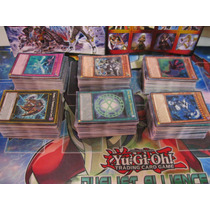 Lote De 106 Cartas De Yu-gi-oh! Originais