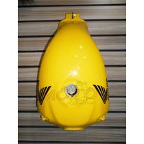 Tanque Combustivel Twister Sem Troca Amarelo
