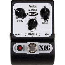 Pedal Nig Analog Modula Delay - Padm - Pd0601