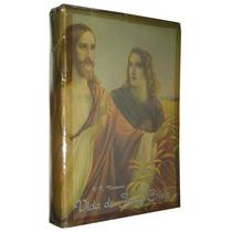 Vida De Jesus Cristo Tiago Mezzacasa Livro -