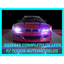 Sistema Completo De Leds P/ Rc .