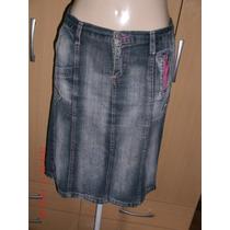 Linda Saia Jeans - Pikuxa Tam: 40