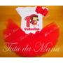 Fantasia Tutu Infantil Personalizada Chapeuzinho Vermelho