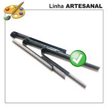 Lâmina Para Máquina Frisadora De Chinelos - Kit C/ 10 Peças