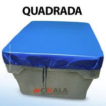 Capa Caixa D Agua 1000 Lt Proteção Contra Dengue E Sujeira
