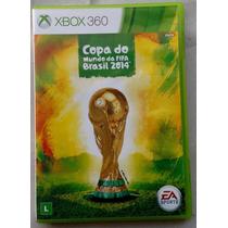 Jogo Xbox 360 Copa Do Mundo Fifa 2014 Pronta Entrega