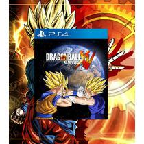 Dragon Ball Xenoverse Ps4 Código Psn + Dlc De Pré-venda