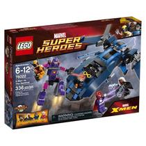 76022 Lego Marvel X-men Vs Sentinela
