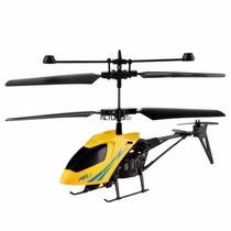 Mini Helicóptero Drone Resistente Importado Controle Remoto