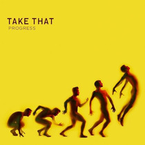 Cd - Take That - Progress - Lacrado