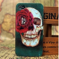 Capa Case Para  Iphone 5 5s - Fashion  Caveira