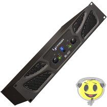 Amplificador Potência Crown Xli800 600w Rms Profissional