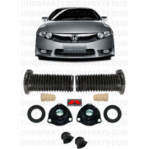 Kit Coxim Batente Amortecedor Bucha Estabilizadora New Civic