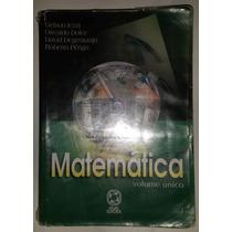 Livro - Matemática Volume Único - Editora Atual