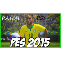 Patch Pes® 2015 Brasileirão (atualizado Dia 09/04/15)