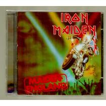 Iron Maiden Cd Maiden England Novo, Lacrado E Raro