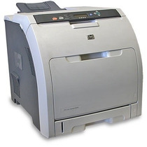 Impressora Hp Colorida Laserjet 3800dn - Sem Toner