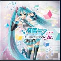 Hatsune Miku Project Diva F 2nd Midia Digital Ps3 Psn