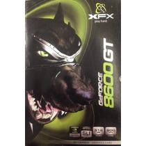 Placa De Vídeo Geforce 8600gt - 512mb - 800mhz Pci Express