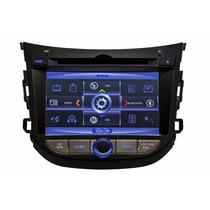 Kit Central Multimidia Tv Dvd Gps Hyundai Hb20 Hb20s Hb20x