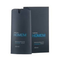 Natura Homem Desodorante Completo Masculino