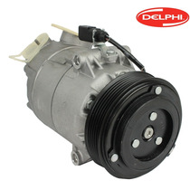 Compressor Fox E Polo 2002 Até 2007 - Delphi Cs10061