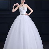 Vestido De Noiva Tomara Caia Pedras