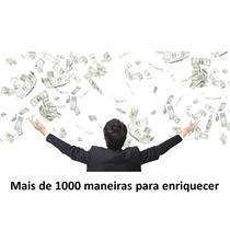Mais De 1000 Maneiras De Enriquecer E-book