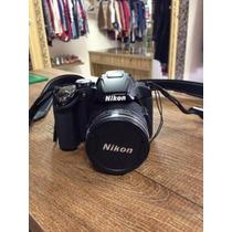 Camera Nikon Coolpix P510 - Excelente Estado + Brinde