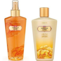 Kit Creme + Splash Vanilla Lace Victoria´s Secret + Brinde