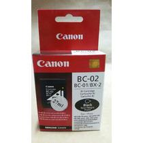 Cartucho Original Canon Bc-02 Preto