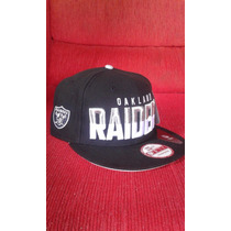 Boné New Era Raiders Strapback Importado 100% Original
