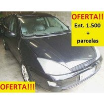 Ford Focus 2.0 Sedan 16v Gasolina 4p Manual