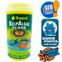 Ração P/ Peixes Tropical Kelp Algae Flakes 25g 150ml