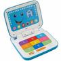 Novo Laptop Aprender E Brincar Azul Laugh & Learn Fisher Pri