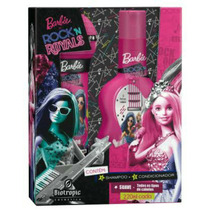 Kit Shampoo + Condicionador Barbie Rock