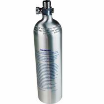 Cilindro De Alumínio Co2 Recarregável - 1 Litro - Aquários