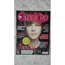 Revista Capricho Justin Bieber - Ed. 1180 De Junho/2010