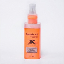 Removedor Do K Para Mega Hair - Cola De Queratina Do K