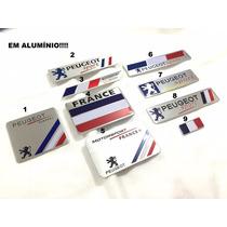 Emblema Peugeot Sport França 308 3008 208 207 407 408 307 !!
