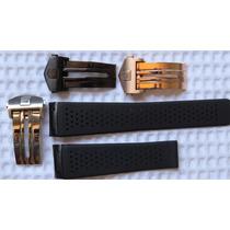 Pulseira 22mm Tag Grand Carrera Calibre 36 Frete $ 8,00