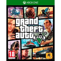 Gta 5 Xbox One Original Grand Theft Auto V - Gta V Digital
